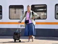 Право напокупку двух льготных билетов вгоднапоезда