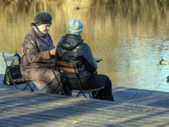 Постепенное повышение пенсионного возраста