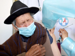 Доказана эффективность прививок для пожилых