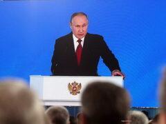 Ну что опять ждёт Дума от Путина