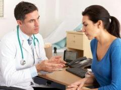 Первый визит к кардиологу через месяц