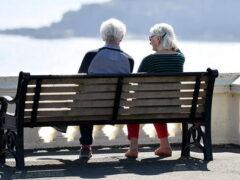 Обещания пенсионерам перед выборами