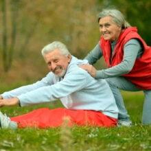 Физическая и умственная активность от старения