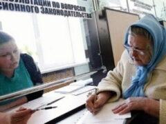 Получение пенсии супруга после его смерти